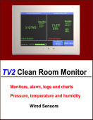 Clean Room Monitor User Guide