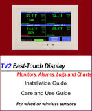 Cover of Tv2 users Guide
