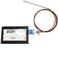 Wireless Extreme Temperature Sensors