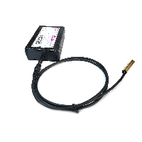 Wireless temperature only sensors